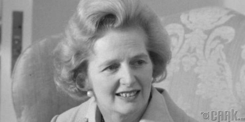 Маргарет Тэтчер (Margaret Thatcher)