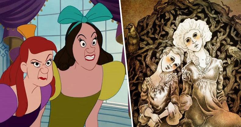 Диснейн алдартай хүүхэлдэйн кинонуудын бодит түүхүүд