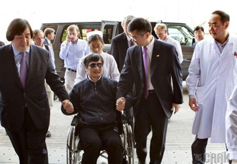 Чен Гуанчен (Chen Guangcheng)