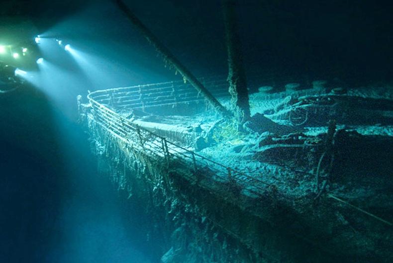 """Далайн гүнд нойрсох """"Титаник"""" хөлгийн нууцаас..."""