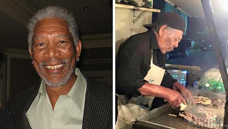 Жүжигчин Морган Фриман (Morgan Freeman)
