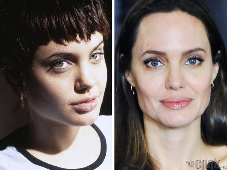 Анжелина Жоли (Angelina Jolie) - Одоо 43 настай