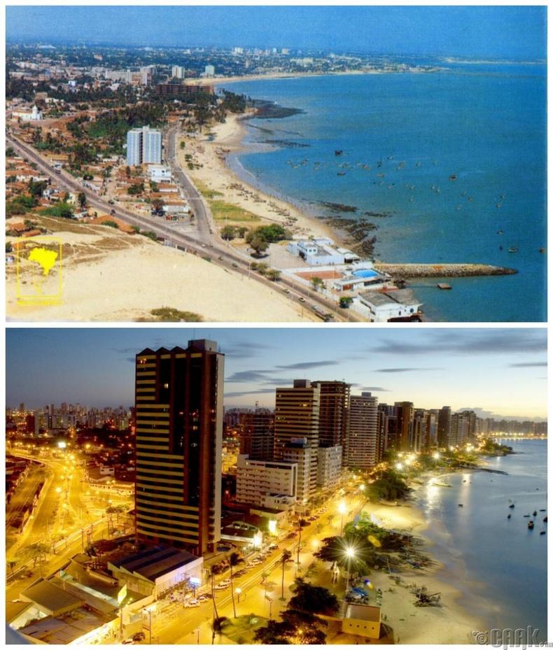 Форталеза, Бразил: 1980 он - Одоо