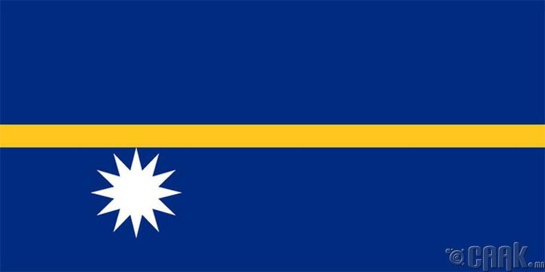 Науру улс