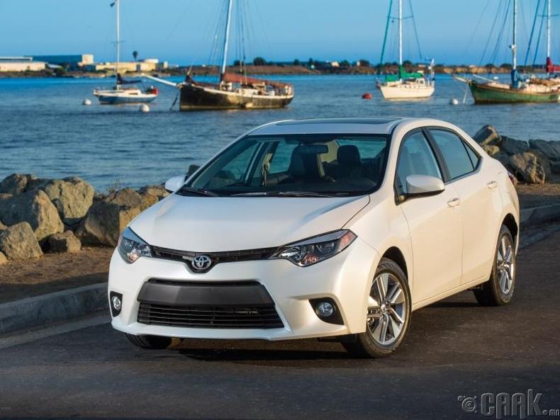 """""""Toyota Corolla"""" маркийн автомашин"""