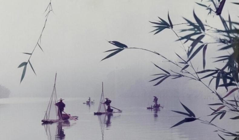 Хятадын уламжлалт уран зургийн хэв маягаар байгалийн зураг дардаг Дон Хонг-Оайн бүтээлүүд