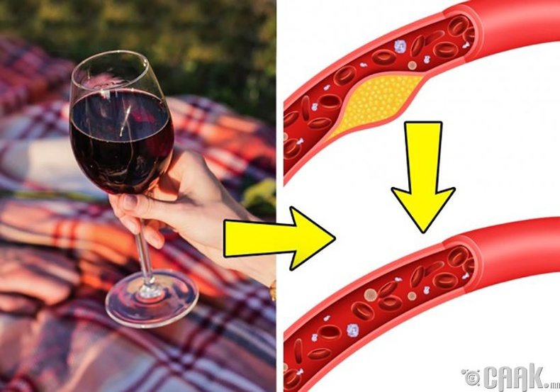 Улаан дарс уух