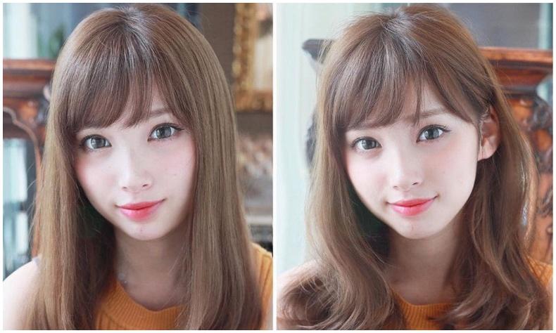 Япон үсчин багахан өөрчлөлтөөр хэрхэн хүний төрхийг өөрчилж болдгийг харуулжээ