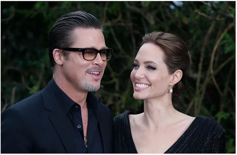 Анжелина Жоли (Angelina Jolie)