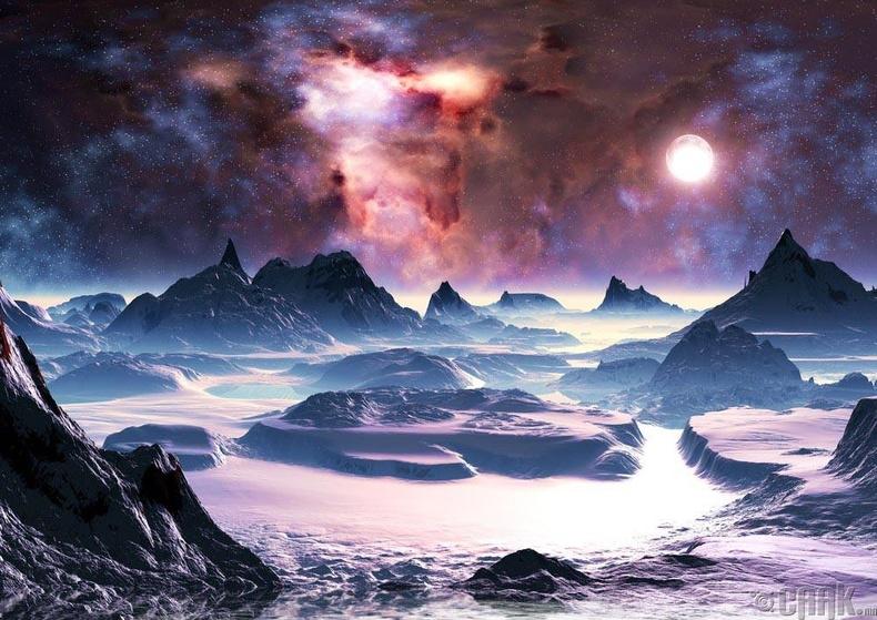 Ангарагийн мөстлөгийн үе
