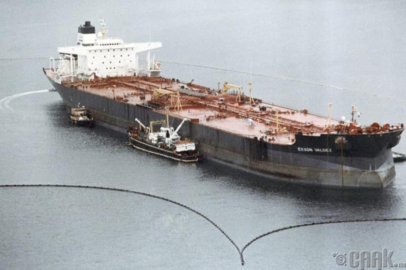 """Exxon Valdez"" хөлөг онгоцны осол"
