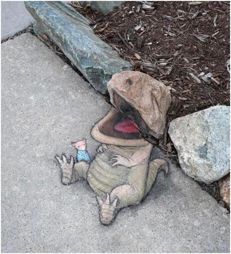 Гудамжны уран бүтээлчдэд сэтгэхгүй зүйл гэж үгүй...