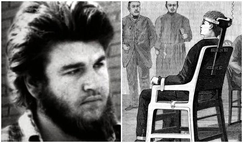 Цуврал алуурчны үхлээс болж цахилгаан сандал ашиглан цаазаар авах явдлыг зогсоосон нь...