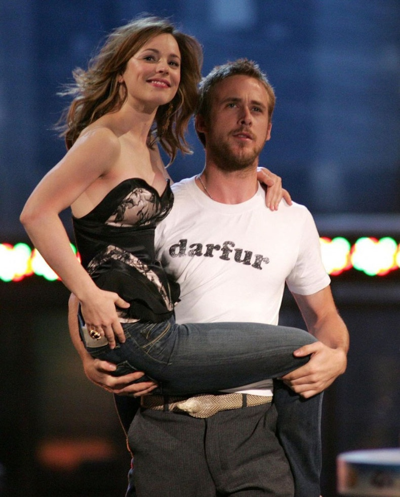 Райан Гослинг ба Рэйчл Макаддамс (Ryan Gosling and Rachel McAdams)