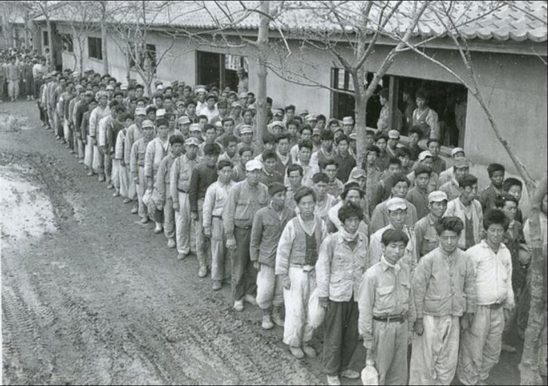 Солонгосын үндэсний батлан хамгаалах корпусын хэрэг - 1951 он