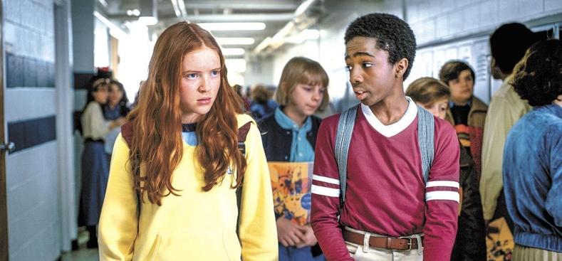 АНУ -ын жүжигчин Сэди Синк (Sadie Sink) 19 настай.