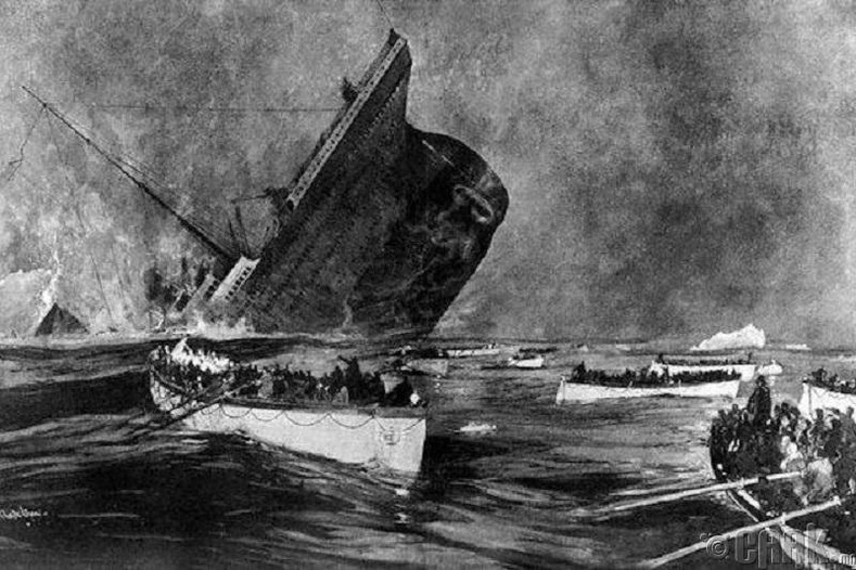 """Герман """"Титаник"""""""