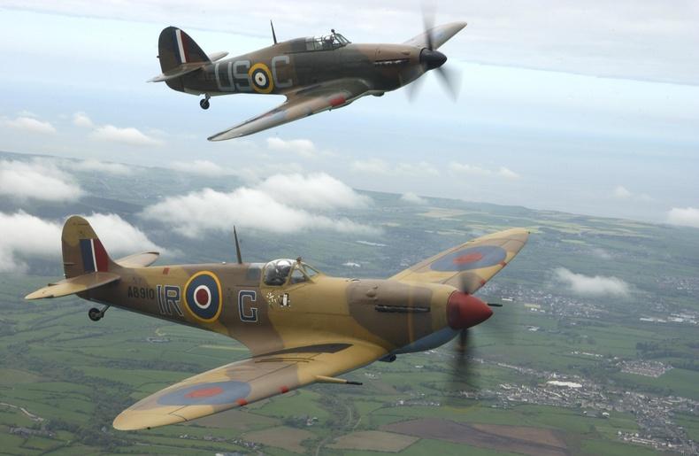 """Hawker Hurricane"" (Их Британи)"