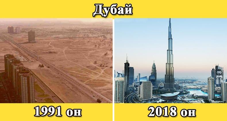 Дэлхий маш хурдацтай өөрчлөгдөж байгааг гэрчлэх зургууд