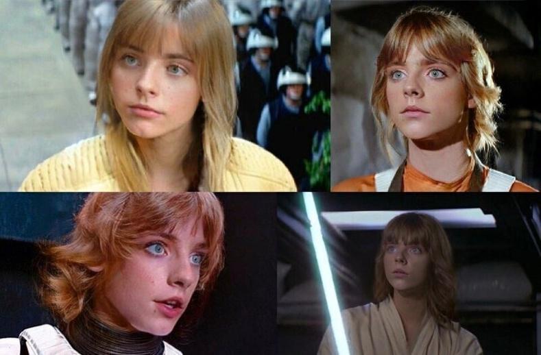 Люк Скайуолкер (Luke Skywalker)