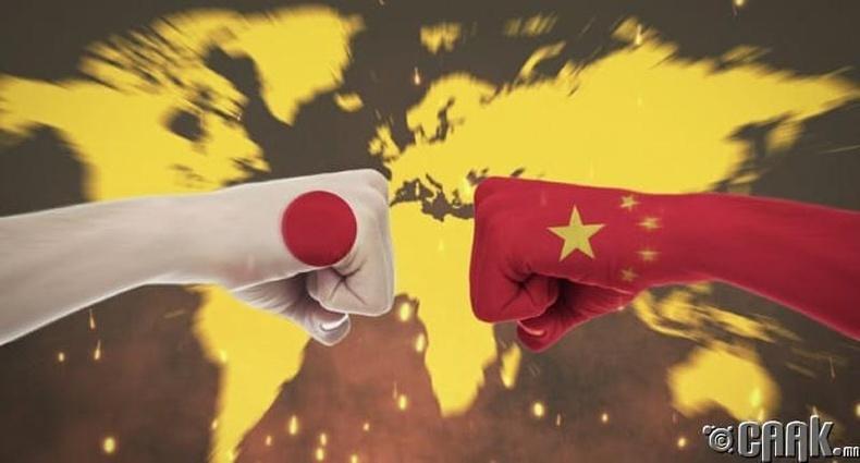 Япон улс олон улсын харилцаанаас гарна
