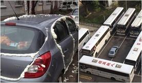 Машинаа буруу байрлуулсны хариуг чангахан хүртсэн жолооч нар