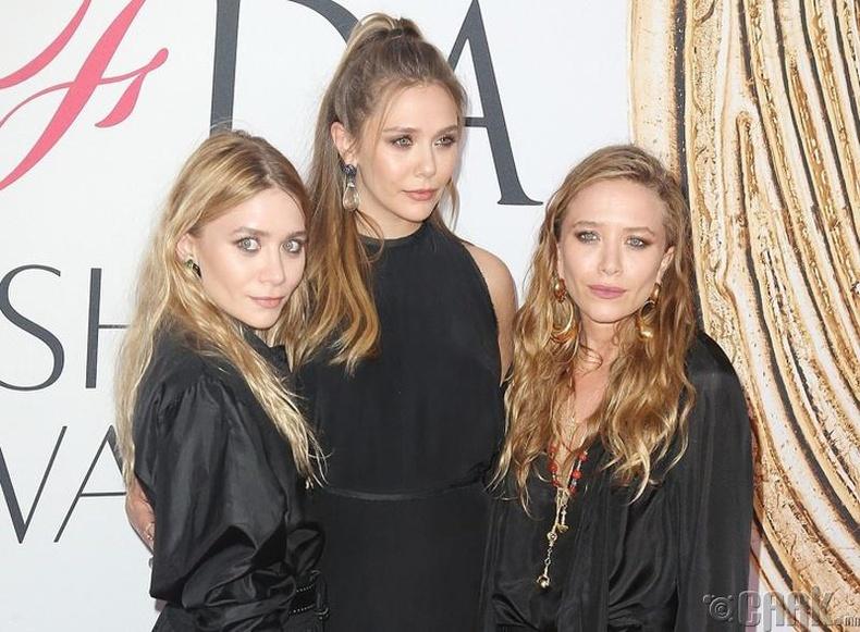 Мэри-Кэйт, Эшли болон Элизабет Олсэн (Mary-Kate, Ashley, Elizabeth Olsen)