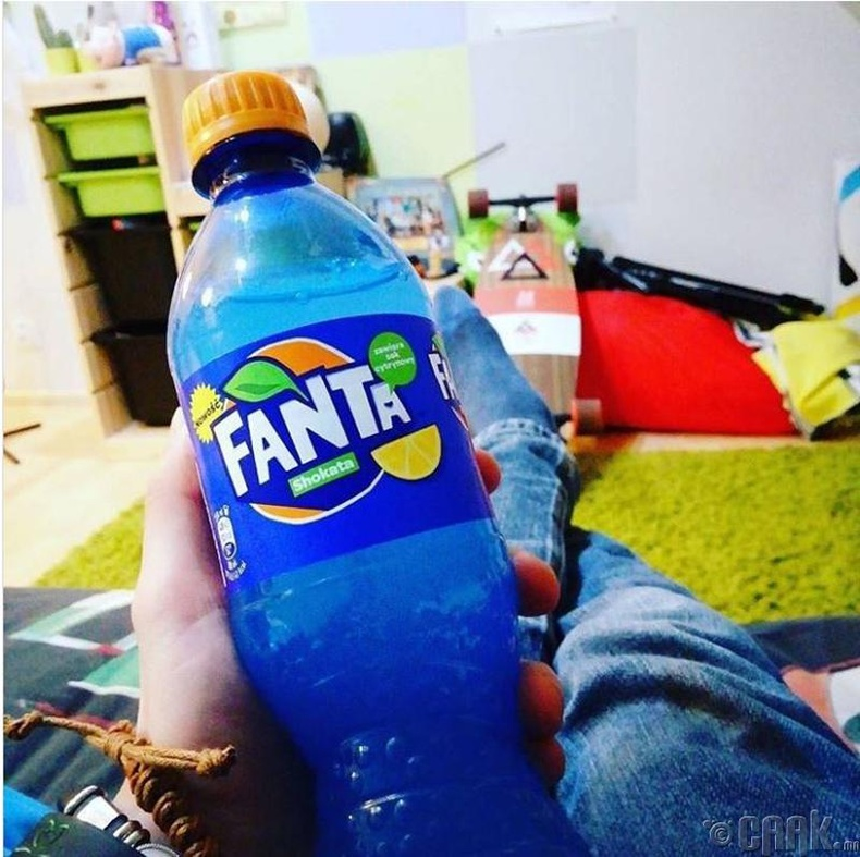 """Самбук жимстэй """"Fanta"""""""