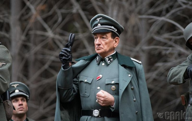 "Германы офицер -  ""Operation Finale"" (2018)"