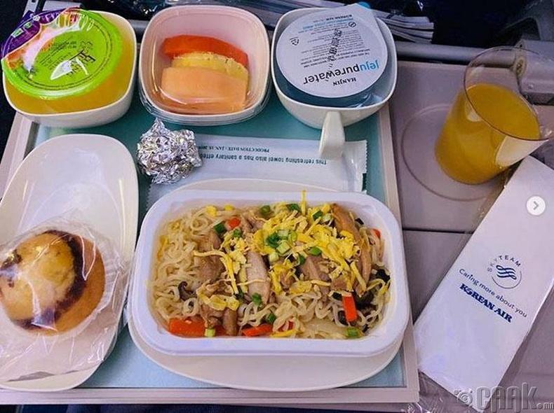 """""""Korean Air"""" - Шарсан гоймон, жимс"""