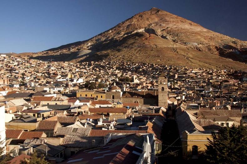 Потоси, Боливи