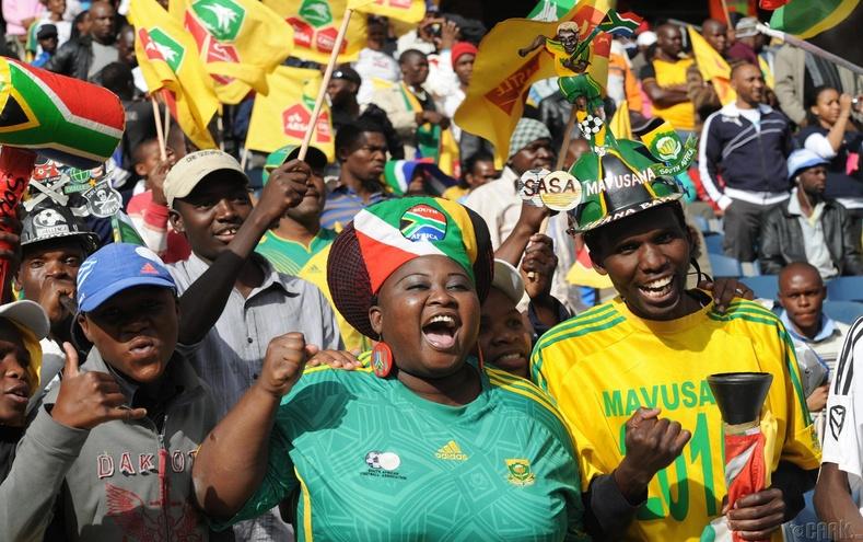 Өмнөд Африкийн төрийн дуулал