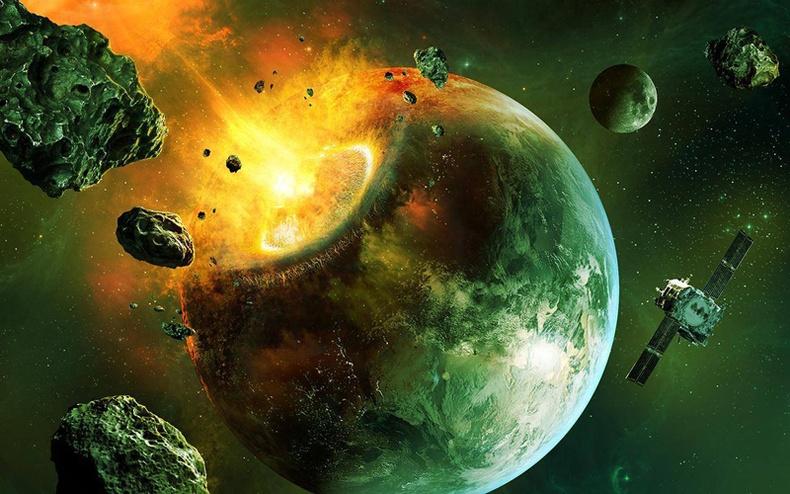 Дэлхий юунаас болж сөнөх вэ?