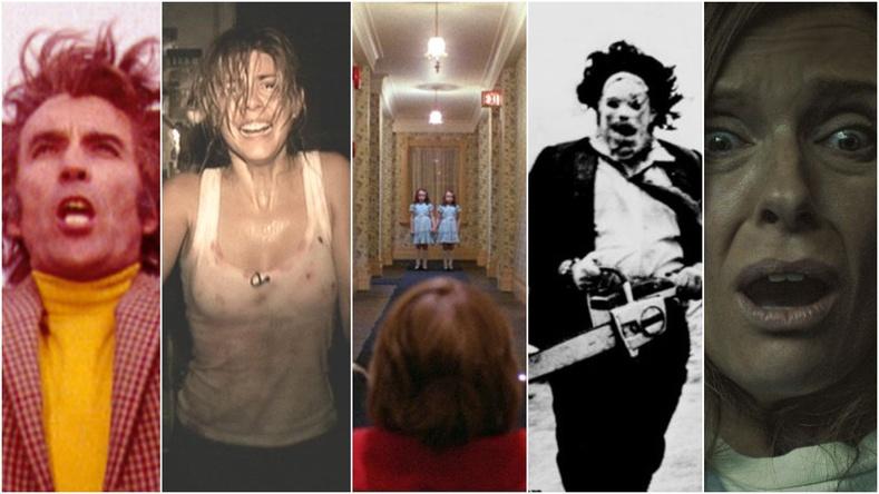 Tаныг цочоохгүйгээр айлгах аймшгийн кинонууд