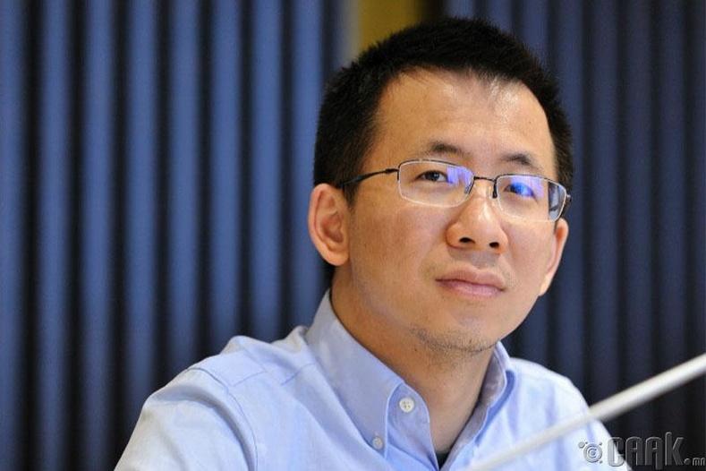 Жан Емин (Zhang Yiming), 16.2 тэрбум ам.доллар