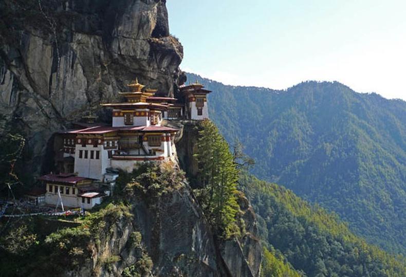 Лхахан Дацан хийд, Бутан