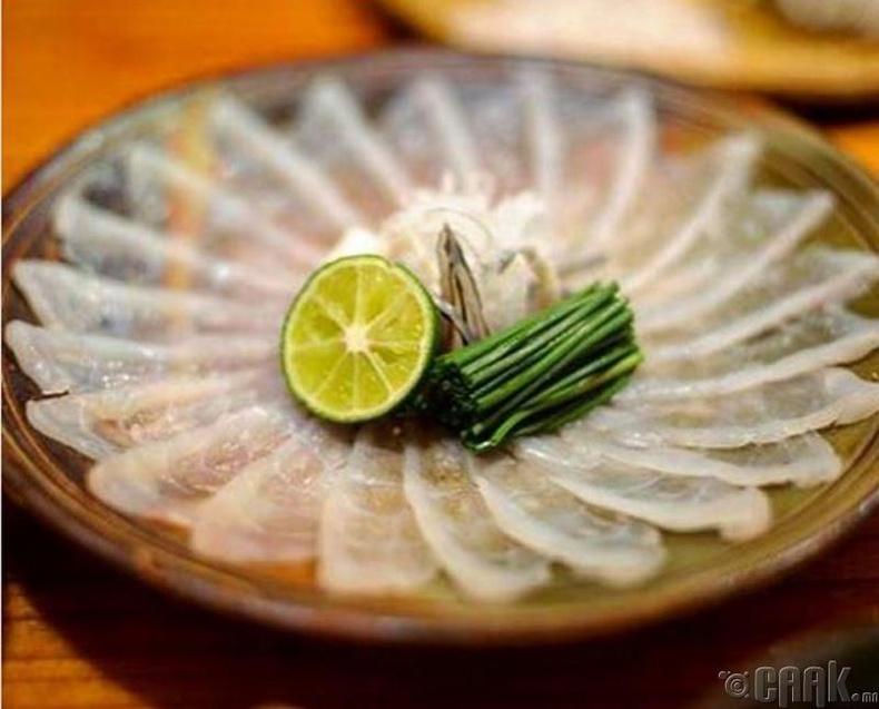 """""""Fugu"""" - Япон"""
