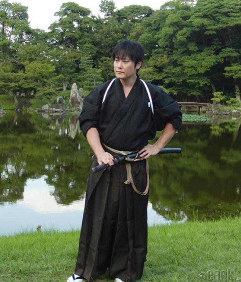 Супер самурай