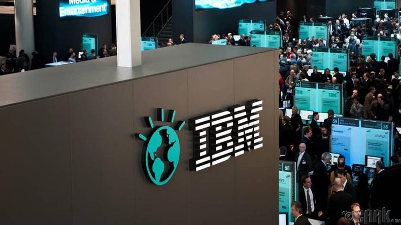 """""""IBM"""" - 41.4 тэрбум доллар"""