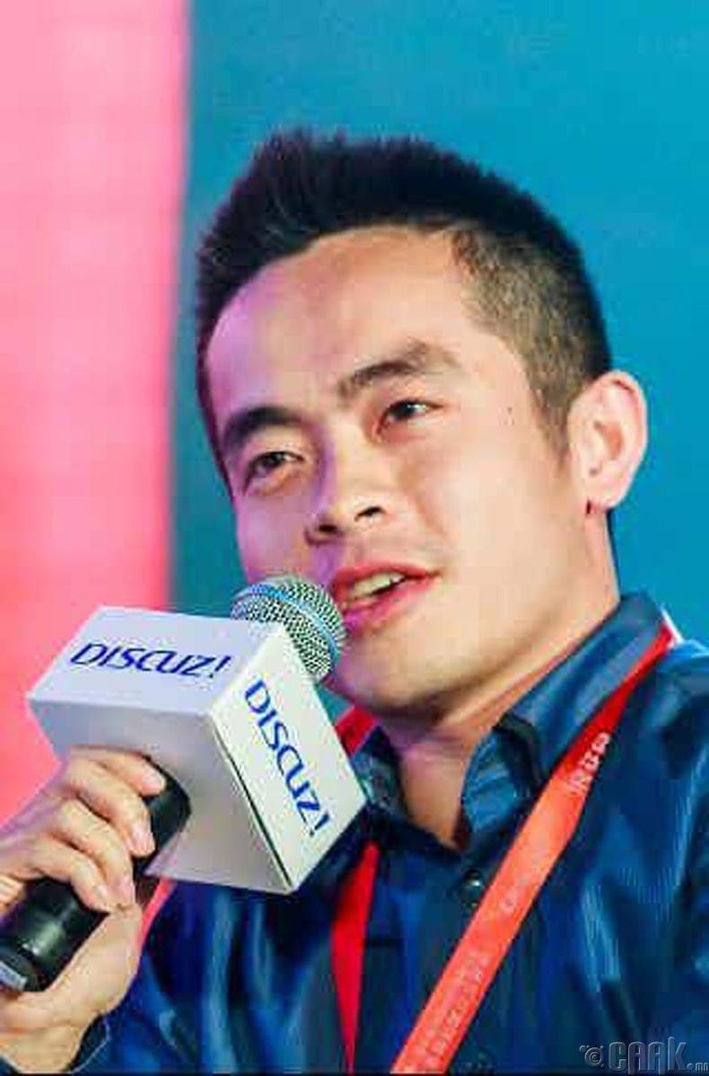 Вань Юүэ (Wang Yue) - 1.1 тэрбум доллар, 33 настай