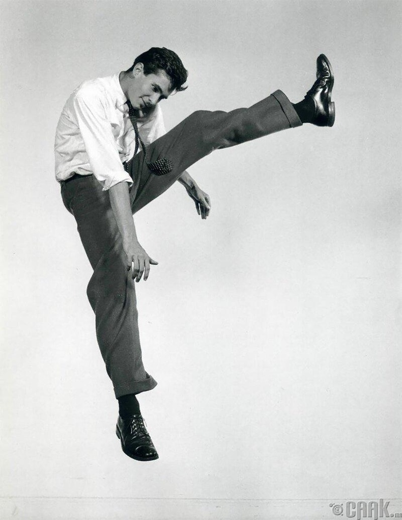 Жүжигчин Энтони Перкинс, 1958 он