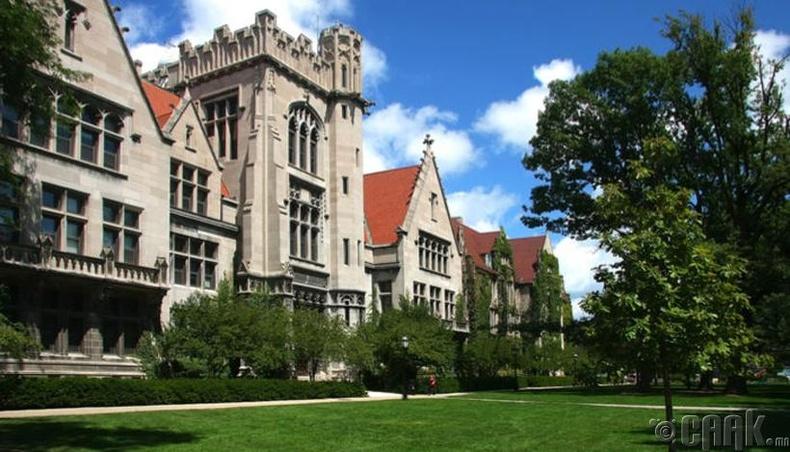 Чикагогийн Их Сургууль (University of Chicago)
