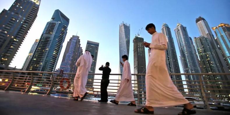 АНЭУ-ын Дубай
