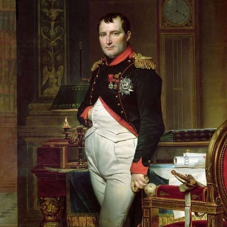 1804-1814 оны Францын эзэн хаан, цэргийн удирдагч I Наполеон Бонапарт (Napoleon I Bonaparte )