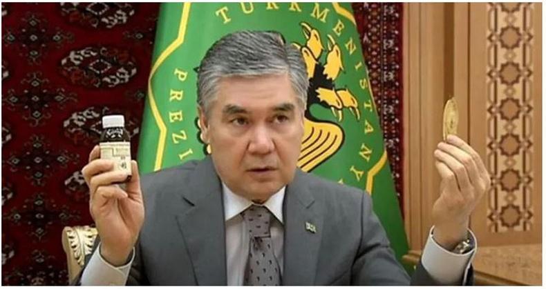 Туркменистаны иргэд коронавирустай чихэр өвс болон гоймонгоор тэмцэж байна