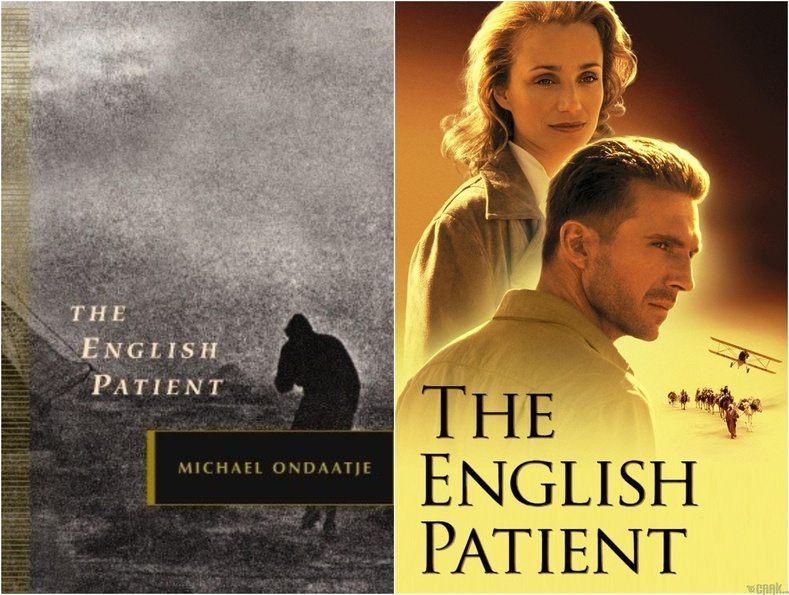 Англи өвчтөн (The English Patient)