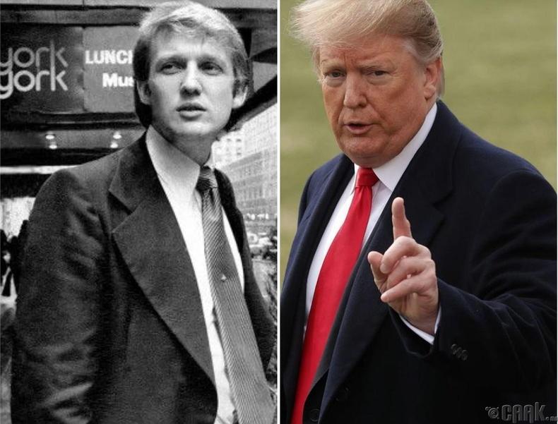 АНУ-ын Ерөнхийлөгч Дональд Трамп (Donald Trump)