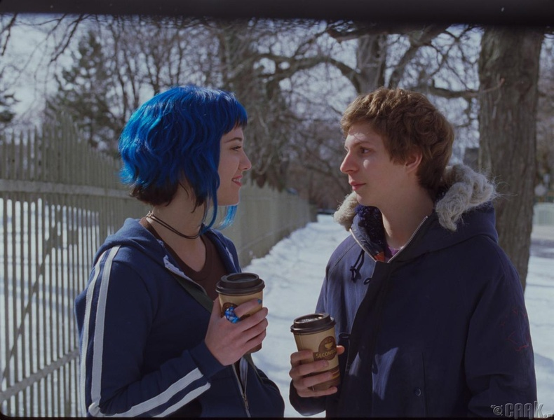 """Scott Pilgrim vs the World"" (2010)"