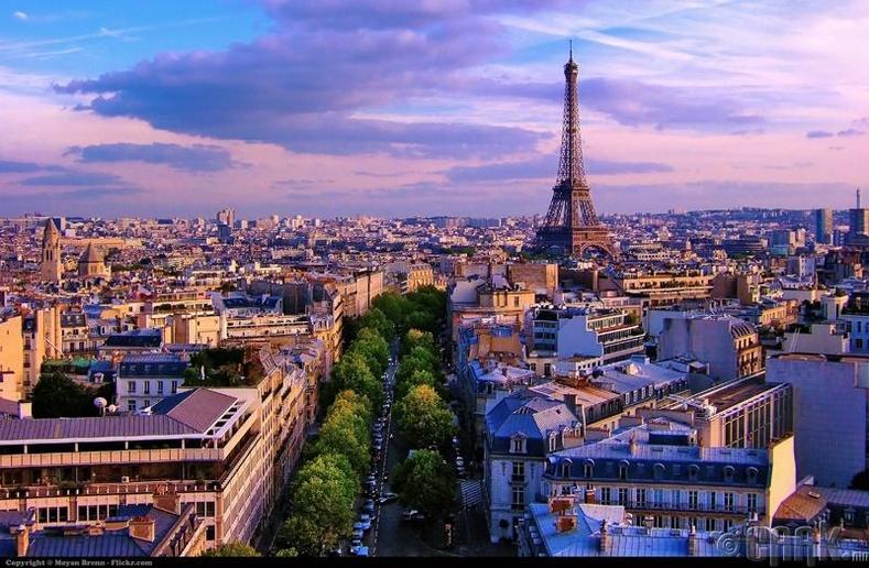 Франц - Парис хот