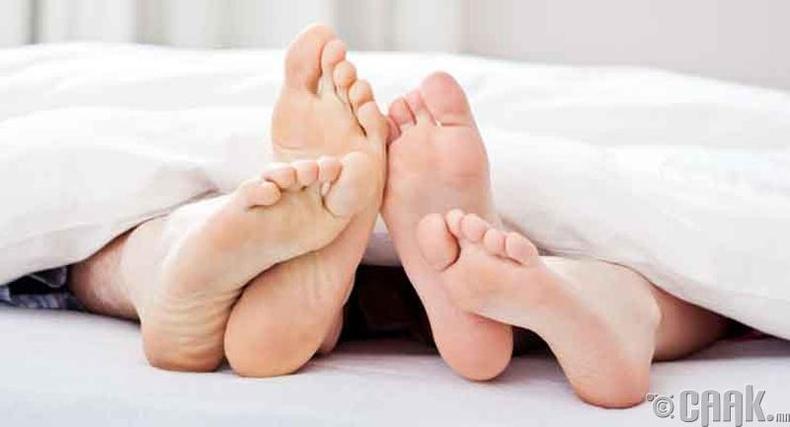 Сексийн дараа бэлэг эрхтнээ угаадаггүй